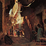 900 Classic russian paintings - Cairo Street