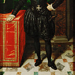Part 5 Louvre - Frans Pourbus the Younger (1569-1622) -- Henri IV, King of France (1553-1610)