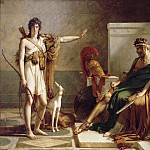 Phaedra and Hippolytus (), Pierre-Narcisse Guerin