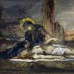 Part 5 Louvre - Gustave Moreau -- Virgin of Pity
