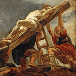 Part 5 Louvre - Peter Paul Rubens -- Elevation of the Cross