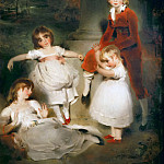 Part 5 Louvre - Thomas Lawrence (1769-1830) -- Children of John Angerstein