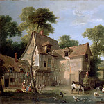 Part 5 Louvre - Jean-Baptiste Oudry -- The Farm