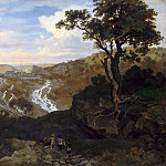 Part 5 Louvre - Eugenio Landesio -- Valley in Mexico