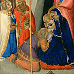 Part 5 Louvre - Pietro Lorenzetti -- Adoration of the Magi