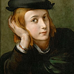 Part 5 Louvre - Parmigianino -- Portrait of a Young Man