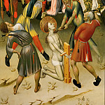 Part 5 Louvre - Bernat Martorell -- Flagellation of Saint George