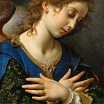 Carlo Dolci -- The Angel of the Annunciation, Part 5 Louvre
