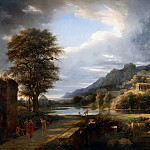 Part 5 Louvre - Pierre Henri de Valenciennes -- The ancient city of Agrigentum