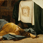 Part 5 Louvre - Paul Delaroche -- St. Veronica