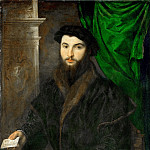 Part 5 Louvre - Paris Bordone (1500-1571) -- Hieronymus Kraffter