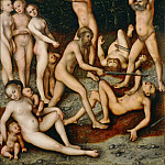 Part 5 Louvre - Lucas Cranach the elder -- The Age of Silver