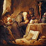 Part 5 Louvre - David Teniers II -- Temptation of Saint Anthony