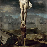 Part 5 Louvre - Philippe de Champaigne -- Christ on the Cross