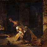 Part 5 Louvre - Eugène Delacroix -- The Prisoner of Chillon