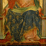 Part 5 Louvre - Lorenzo Veneziano -- Madonna and Child