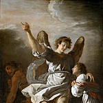 Part 5 Louvre - Domenico Fetti -- The Guardian Angel