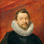 Part 5 Louvre - Peter Paul Rubens -- Baron Henri de Vicq, Ambassador of the Archduke Albert and Infanta Clara Eugenia Isabella