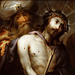 Part 5 Louvre - Jan Cossiers -- Ecce homo (Christ presented before Pilate)
