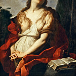 Part 5 Louvre - Annibale Carracci (1560-1609) -- Mary Magdalene