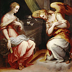 Part 5 Louvre - Giorgio Vasari II -- Annunciation