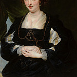 Portrait of a Young Woman, Peter Paul Rubens