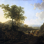 Jan Both - Italian Landscape, Mauritshuis