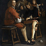 Mauritshuis - Michael Sweerts - Draughts Players