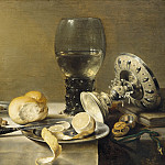 Pieter Claesz – Still Life with Tazza, Mauritshuis
