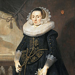 Mauritshuis - Pieter Soutman (attributed to) - Portrait of a Lady