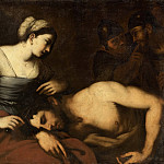 Mauritshuis - Luca Giordano (follower of) - Samson and Delilah