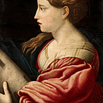 Mauritshuis - Parmigianino (after) - St Barbara