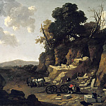 Mauritshuis - Abraham Begeyn - The Quarry
