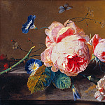 Flower Still Life, Jan Van Huysum