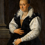 Alessandro Allori - Portrait of a Woman, Mauritshuis