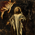 Mauritshuis - Correggio (after) - Christ on the Mount of Olives