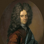 Mauritshuis - Gerrit Alberts - Portrait of a Man, probably Mathias Lambertus Singendonck (1678-1742), Burgomaster of Nijmegen