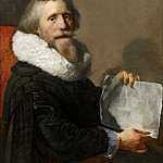 Mauritshuis - Paulus Moreelse - Self-Portrait