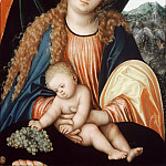 Mauritshuis - Lucas Cranach the Elder - Virgin and Child