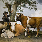 Mauritshuis - Paulus Potter - The Bull