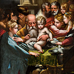 Mauritshuis - Parmigianino (after) - The Circumcision