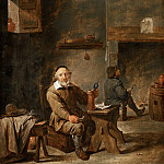 David Teniers the Younger - Country Inn, Mauritshuis