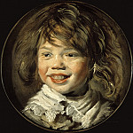 Frans Hals - Laughing Boy, Mauritshuis