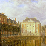 Augustus Wijnantz - View of the Mauritshuis, Mauritshuis