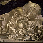The Glorification of Stadholder-King William III (), Gerard De Lairesse