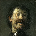Rembrandt van Rijn - The Laughing Man, Mauritshuis