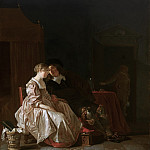 Jacob van Loo - Amorous Couple, Mauritshuis