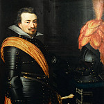 Mauritshuis - Jan Anthonisz van Ravesteyn (and studio) - Portrait of Jan III (1583-1638), Count of Nassau-Siegen