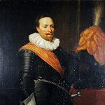 Mauritshuis - Jan Anthonisz van Ravesteyn (and studio) - Portrait of an Officer