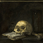 Mauritshuis - Anonymous (Northern Netherlands) - Vanitas Still Life